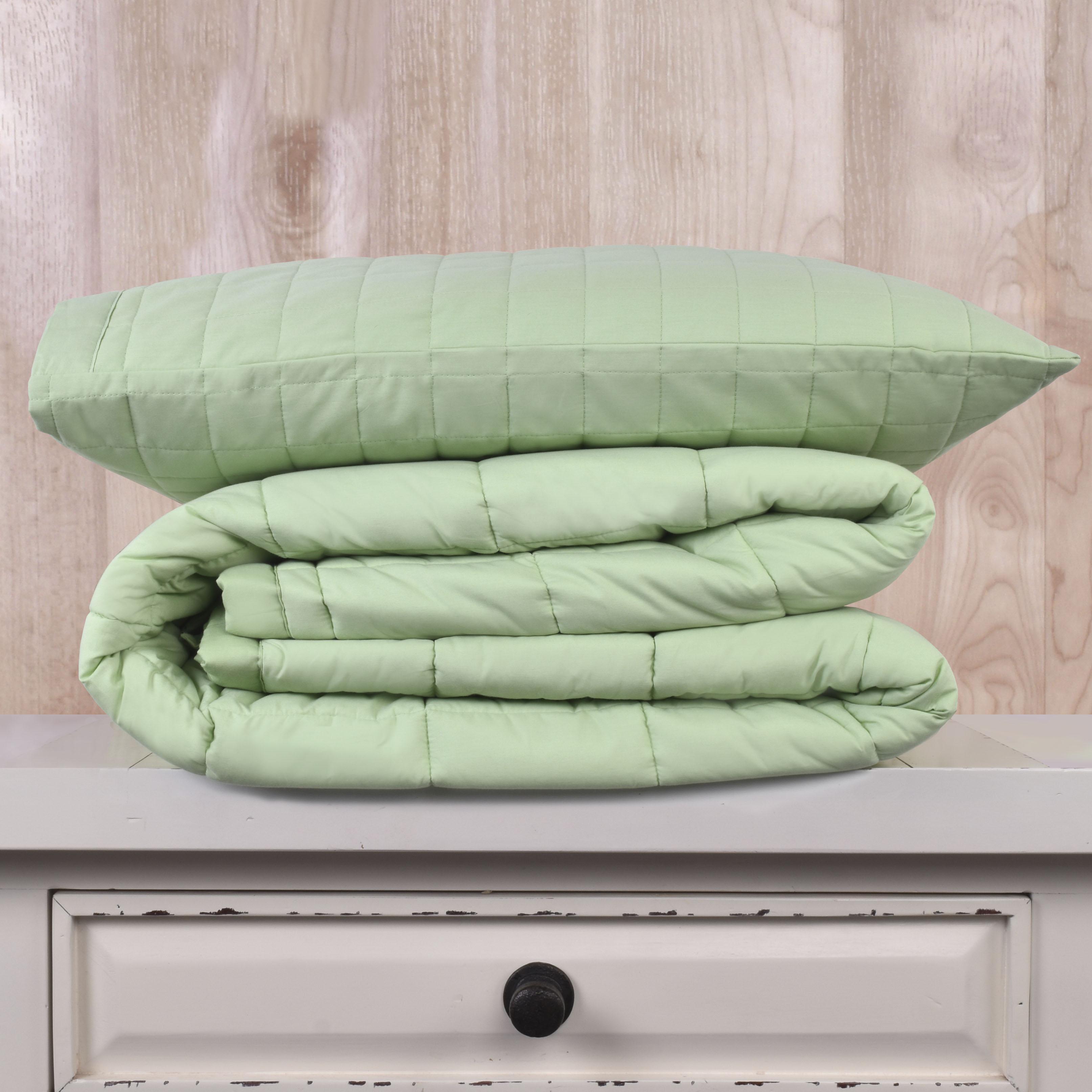 Edredones 200 hilos Basic Colores / Verde