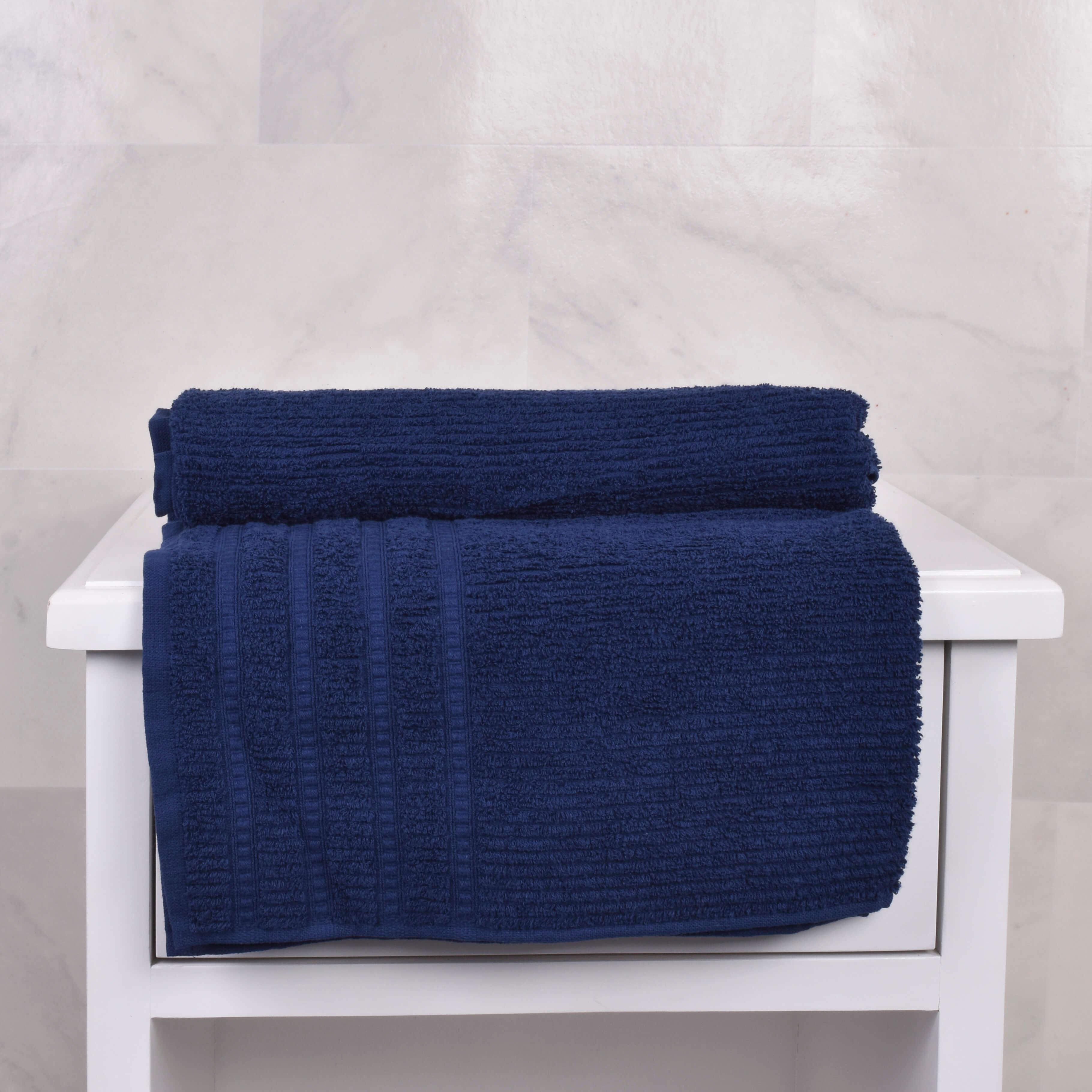 Toallas Partenon / Azul