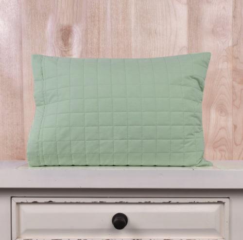 Fundas 200 hilos Matelaseadas Basic Colores - Basic Colores / Verde