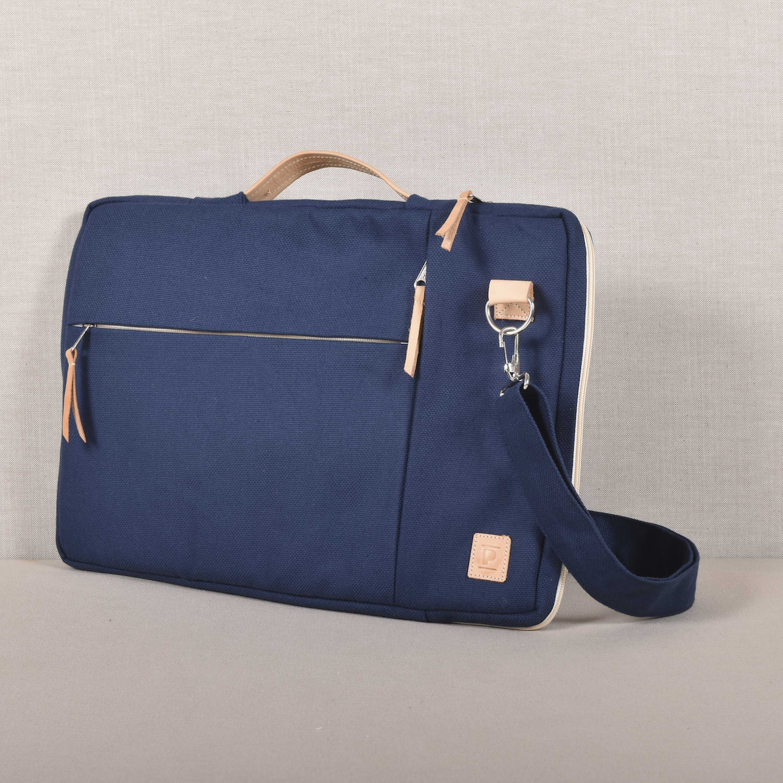 Porta Notebook / Azul