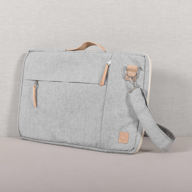 Porta Notebook / Beige